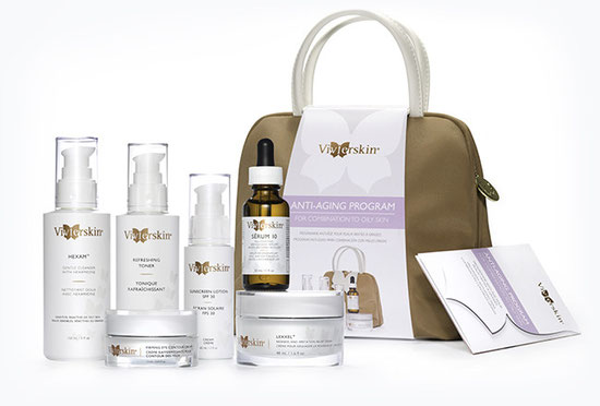 vivier skin care products